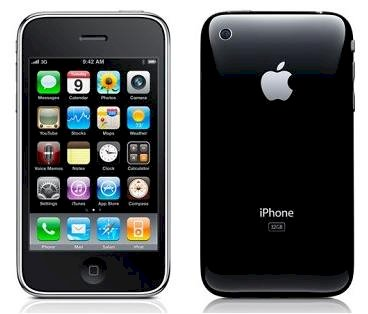 Apple iPhone 3G S (3GS) 32GB Black (Lock Version)