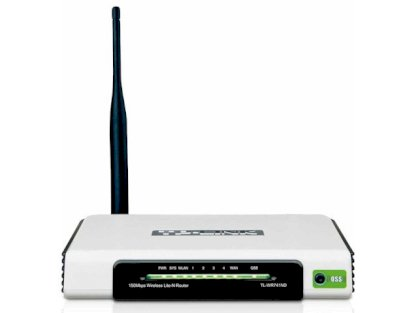 Bộ phát wifi TP-Link TL-WR741ND Wireless Lite N Router