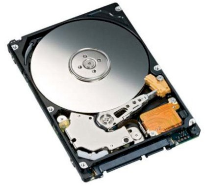 Fufitsu Extended Duty 120GB - 7200 rpm - 16MB cache - SATA II - MHZ2120BK (for laptop)