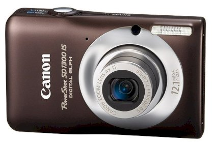 Canon Powershot SD1300 IS (IXUS 105 IS / IXY DIGITAL 200F IS) - Mỹ / Canada