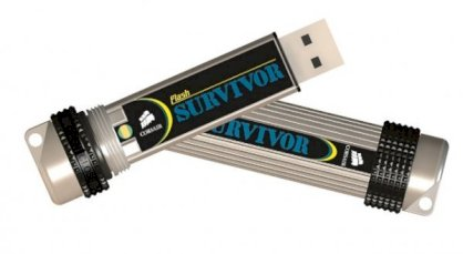 Corsair Survivor (CMFUSBSRVR64GB) 64GB