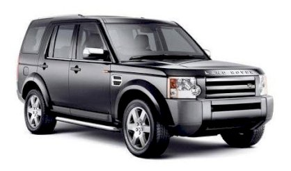 Land Rover Discovery 3 V8 petrol 4.4L 2009