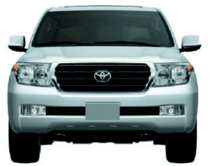 Toyota Land Cruiser LC200 4.7 AT 2010 Việt Nam