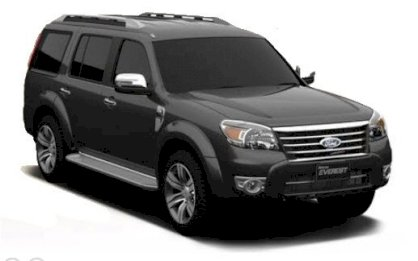 Ford Everest Limited(4x2) 2.5 AT 2010