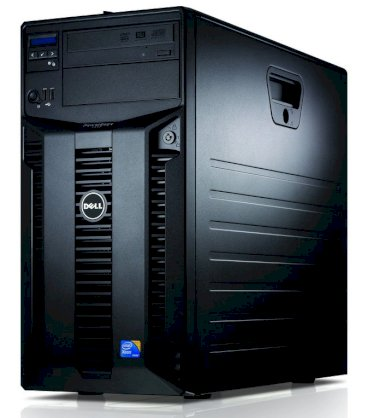 Dell Tower PowerEdge T410 - X5660 (Intel Xeon Six Core X5660 2.80GHz, RAM 2 x 2GB, HDD 2 x 146GB SAS)