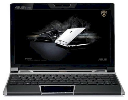 Asus Lamborghini VX6 (PU17-BK) (Intel Atom D525 1.8GHz, 2GB RAM, 250GB HDD, VGA NVIDIA ION 2, 12.1 inch, Windows 7 Home Premium)