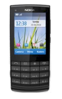 Nokia X3-02 Touch and Type Black