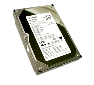 Seagate 40GB Barracuda/ 7200 rpm/ SATA II /8MB cache