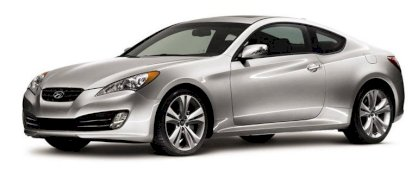 Hyundai Genesis coupe 2.0T AT 2011