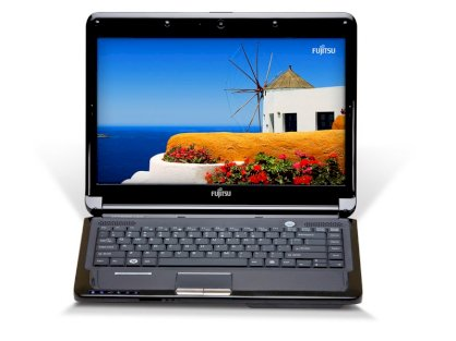 Fujitsu Lifebook LH530 (Intel Core i3-330M 2.13GHz, 2GB RAM, 320GB HDD, VGA Intel HD Graphics, 14 inch, PC DOS)