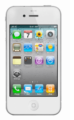 Apple iPhone 4 CDMA 16GB White