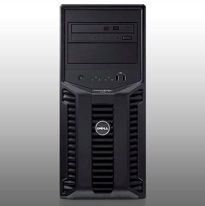 Dell Tower PowerEdge T110 - X3430 (Intel Xeon X3430, 2.4 GHz, RAM 4GB, HDD 160GB, Windows Sever 20008 R2)