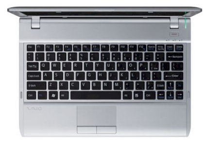 Sony Vaio VPC-YB16KG/S (AMD Dual-Core E350 1.6GHz, 2GB RAM, 320GB HDD, VGA ATI Radeon HD 6310, 11.6 inch, Windows 7 Home Premium)
