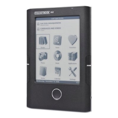 PocketBook 302 (Wifi, 6 inches) Black