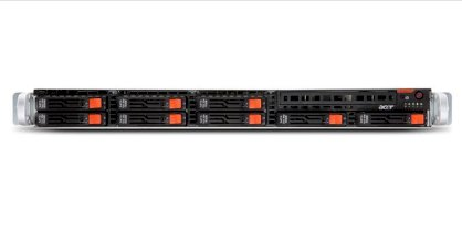 Acer AR360 F1 Rack 1U (Intel Xeon E5620 2.40GHz, RAM 4GB, HDD none, DVD-RW, 700W)