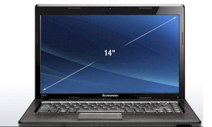 Lenovo G470 (5906-9173) (Intel Core i5-2410M 2.3GHz, 2GB RAM, 640GB HDD, VGA Intel HD Graphics, 14 inch, PC DOS)