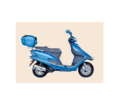 Tianma TM125T-3 Scooter 2010