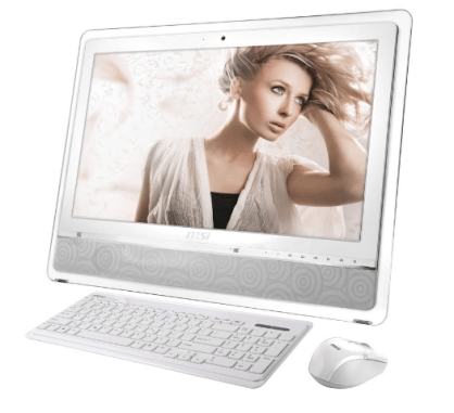 Máy tính Desktop MSI Wind Top AE2420 i5-650 (Intel Core i5 650 3.20GHz, RAM DDR3 4GB, HDD 1TB, VGA ATI Mobility Radeon HD 5730 1GB, Màn hình 23.6 inch Multi-Touch Widescreen, Windows 7 Home Premium 64bit)