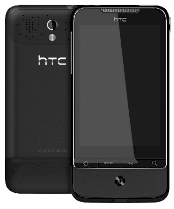 HTC Legend Black (A6365)