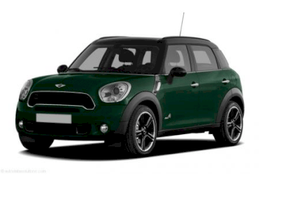 MINI Cooper Countryman S 1.6 AT 2011