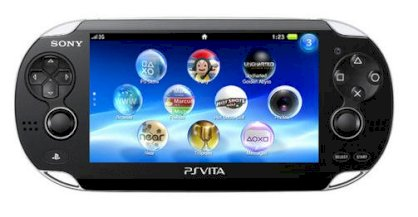 Sony PlayStation Vita (PS Vita) PCH-1000 WiFi, 3G