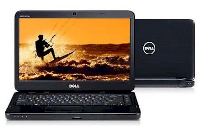 Dell Inspiron 14 (N4050) (Intel Core i5-2410M 2.3GHz, 4GB RAM, 500GB HDD, VGA Intel HD Graphics, 14 inch, PC DOS)