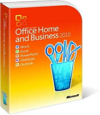 Office Home and Business 2010 ENG Asia Other PC Attach Key PKC Micro