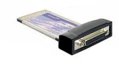 Card PCMCIA to LPT (1284)