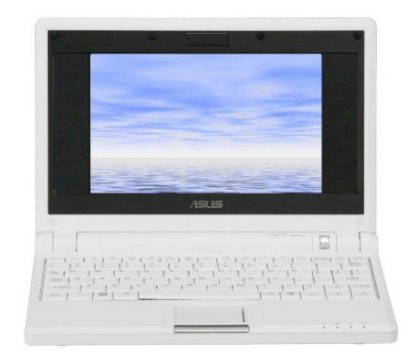 Asus Eee PC Surf Notebook (Intel Celeron M ULV 353 900MHz, 512MB RAM, 2GB HDD, VGA Intel GMA 900, 7 inch, PC Dos)