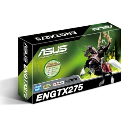 Asus ENGTX275/2DI/896MD3 (NVIDIA GeForce GTX 275, DDR3 896MB, 448 bits, PCI-E 2.0)