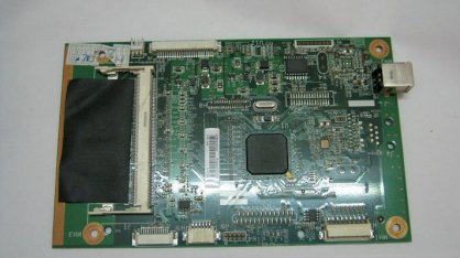 Card formatter HP 1319F
