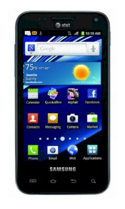 Samsung Captivate Glide (For AT&T)