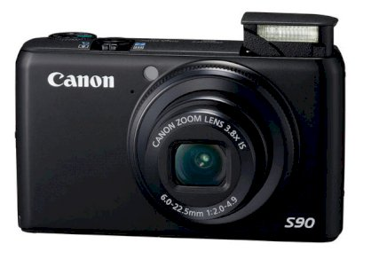 Canon PowerShot S90 IS - Mỹ / Canada