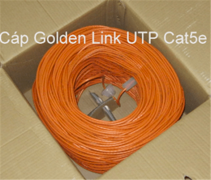 Golden Link Cable UTP Cat5e