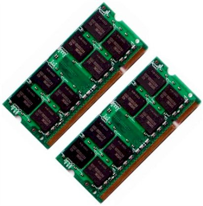 Ramos DDR2 - 1GB - Bus 800MHz for notebook