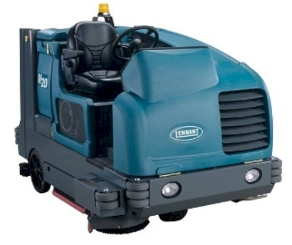 Máy chà sản Tennant M30 Large Integrated Scrubber-Sweeper