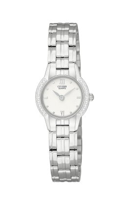 Đồng hồ Citizen Watch, Women's Stainless Steel Bracelet 21mm EK1160-51A