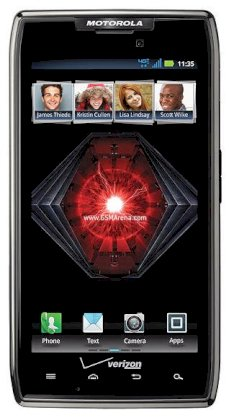 Motorola DROID RAZR MAXX (For Verizon)