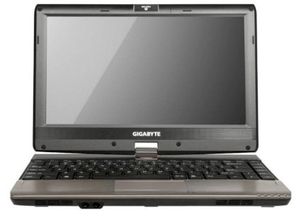 Gigabyte T1132N (Intel Core i5-2467M 1.6GHz, 4GB RAM, 500GB HDD, VGA NVIDIA GeForce GT 520M / Intel HD Graphics 3000, 11.6 inch, Windows 7 Home Premium 64 bit)