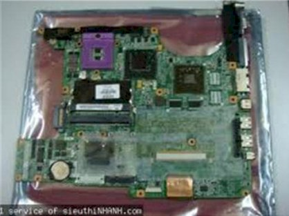 Mainboard HP DV6000 Chip Intel 965GM Vga Share