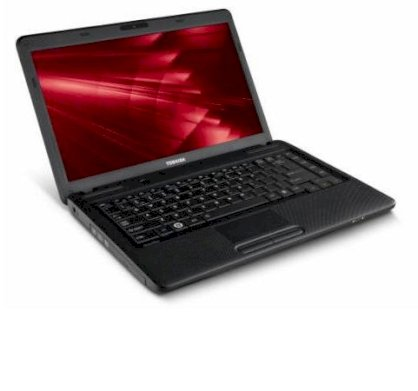 Toshiba C640 (Intel Core i3-390M 2.66GHz, 2GB RAM, 320GB HDD, VGA Intel HD Graphics, 14 inch, Windows 7)