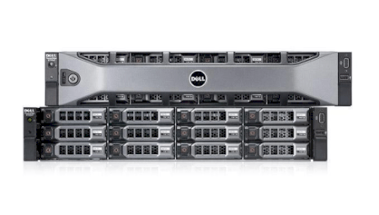 Server Dell 12G PowerEdge R720xd Rack Server E5-2630 (2x Intel Xeon E5-2630 2.30GHz, RAM 12GB, HDD up to 38TB, 495W)