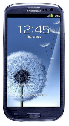 Samsung I9300 (Galaxy S III / Galaxy S 3) 64GB Pebble Blue