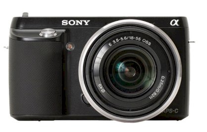 Sony Alpha NEX-F3 (E 18-55mm F3.5-5.6 OSS) Lens Kit