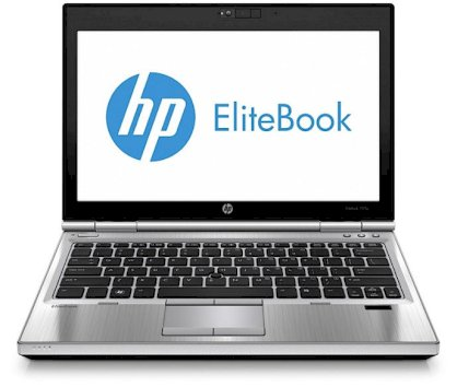 HP EliteBook 2570p (Intel Ivy Bridge, 4GB RAM, 500GB HDD, VGA Intel HD Graphics 3000, 12.5  inch, Windows 7 Home Premium 64 bit)