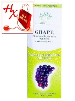 Grape - Gel tẩy tế bào Face Body Artis