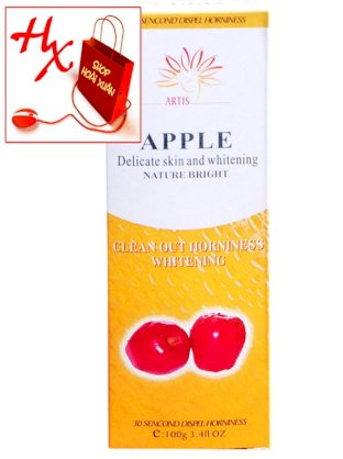 Apple - Gel tẩy tế bào Face Body Artis