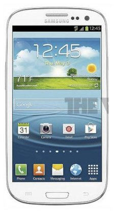 Samsung Galaxy S III T999 (Samsung SGH-T999/ Samsung Galaxy S 3) 32GB Marble White (For T-Mobile)