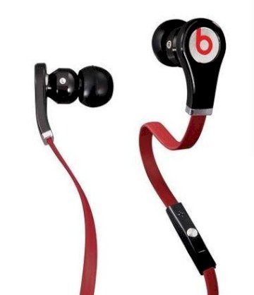 Monster Beats Tour High Resolution In-Ear Headphones with ControlTalk
