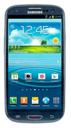Samsung Galaxy S III T999 (Samsung SGH-T999/ Samsung Galaxy S 3) 32GB Pebble Blue (For T-Mobile)